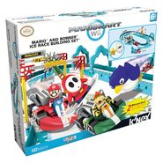 Nintendo MarioKart Mario and Bowser Ice Race Building Set at Kmart.com