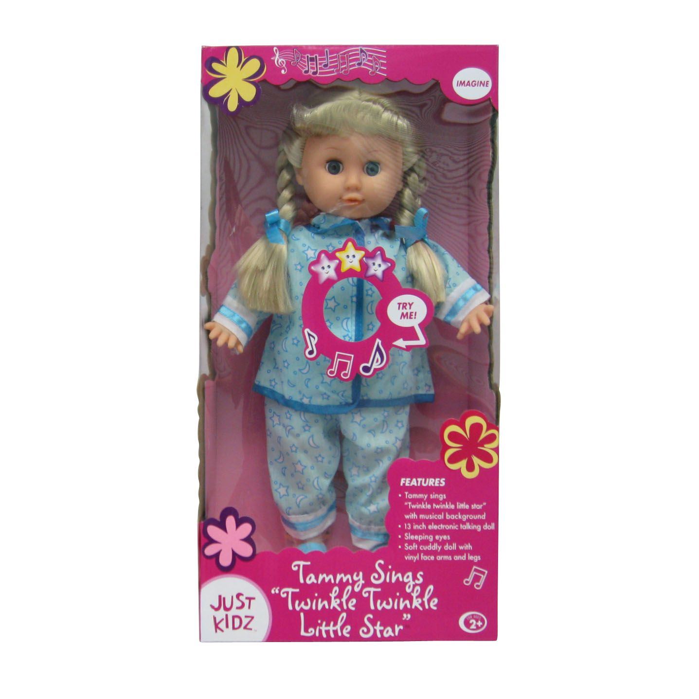 Just Kidz  Nursery Rhyme Doll - Tammy