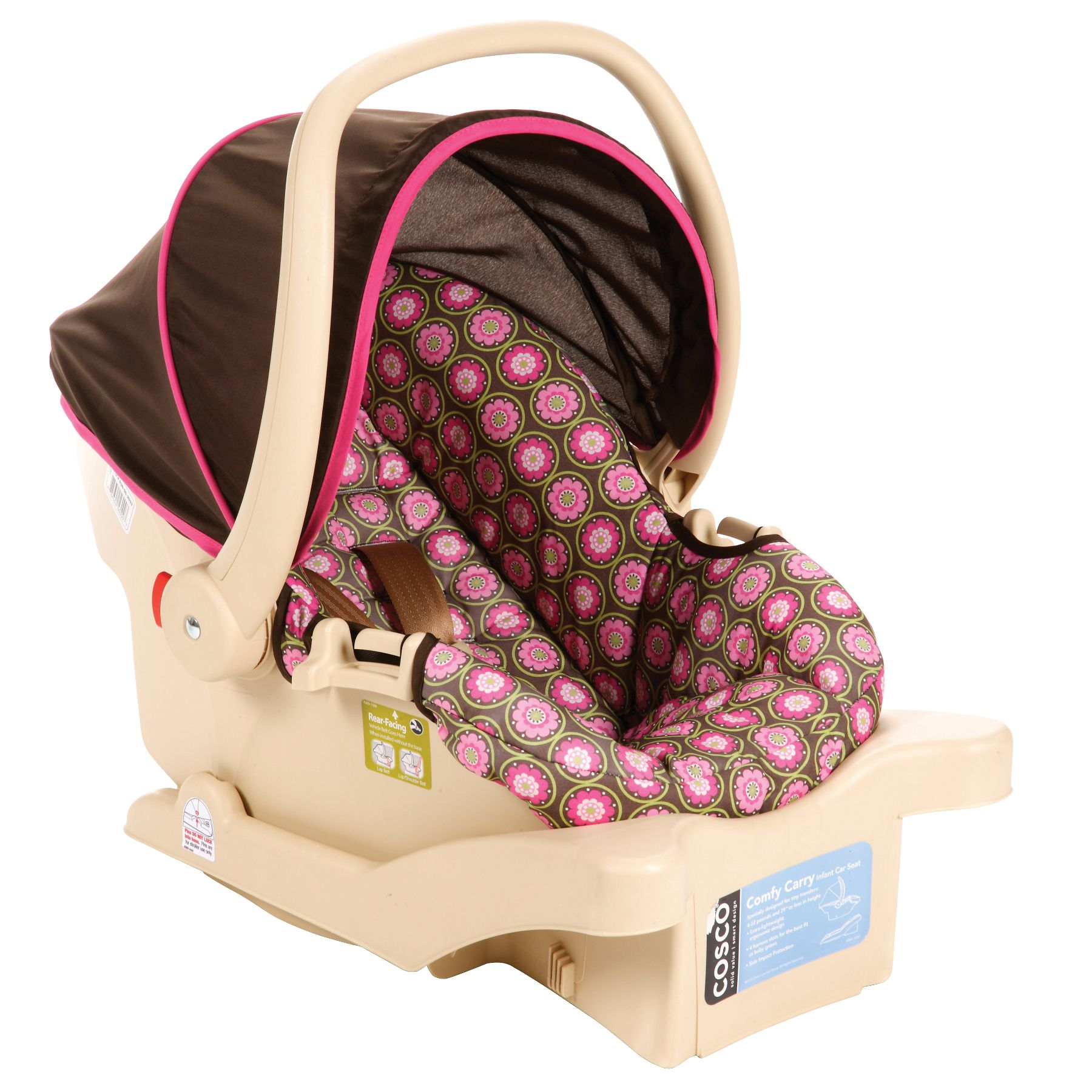 Comfy Carry Infant Seat - Bloomsbury
