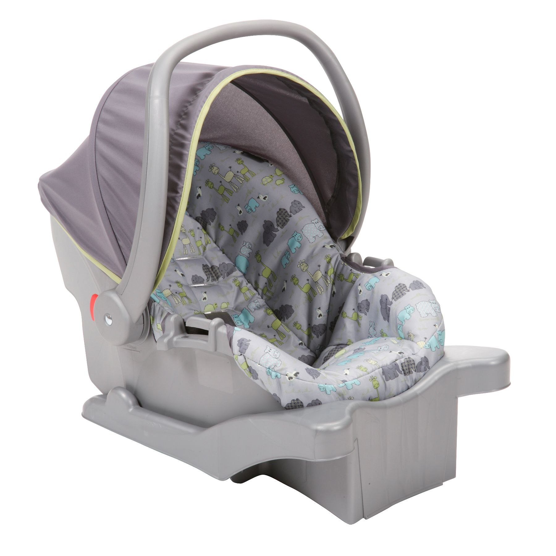 Comfy Carry Infant Seat - Jungle Parade II