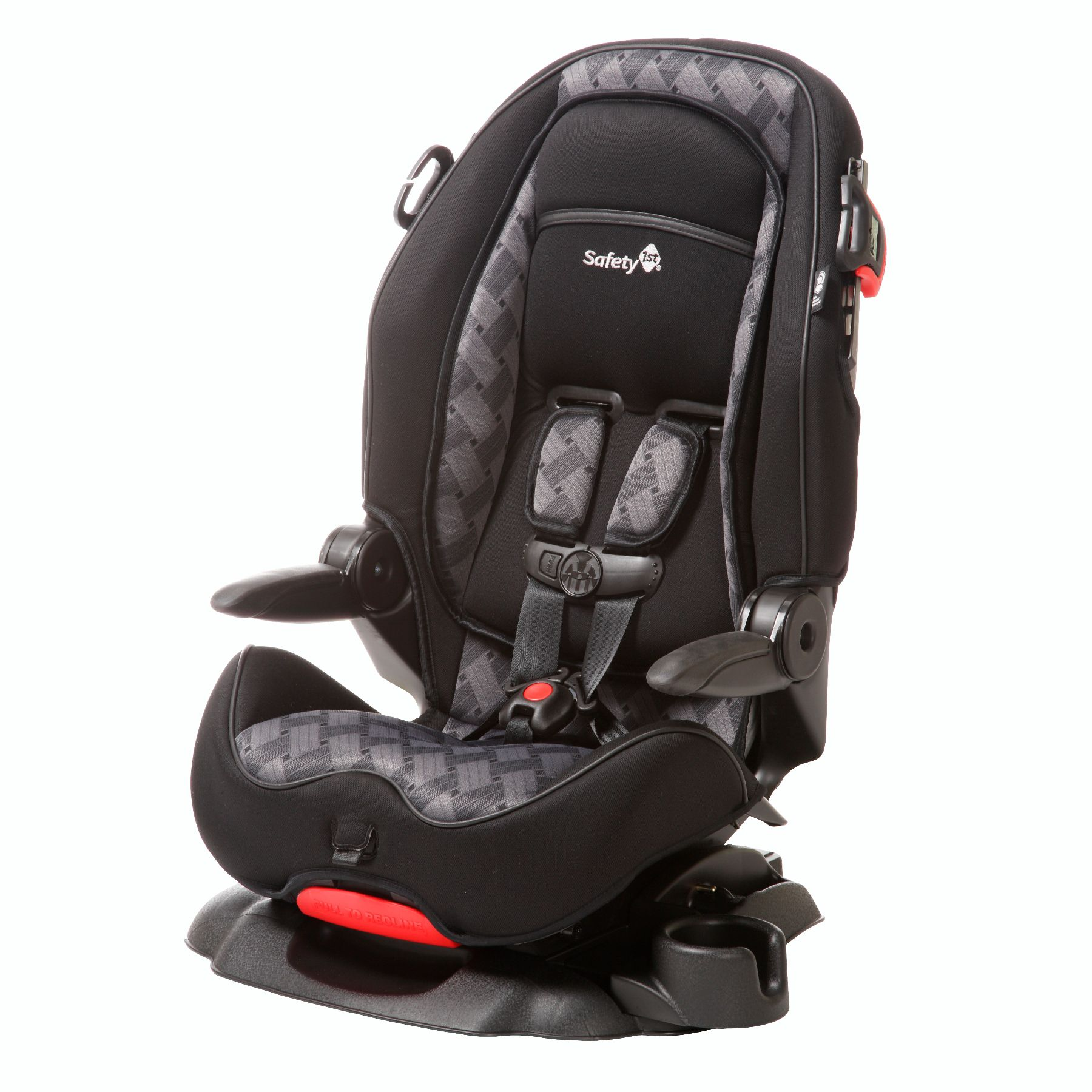 Summit Booster Car Seat - Entwine