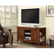 "Monarch Specialties Oak Solid Wood And Veneer 48""L Tv Console at Kmart.com"
