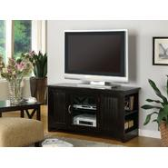 "Monarch Specialties Cappuccino Solid Wood And Veneer 48""L Tv Console at Kmart.com"