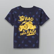 WonderKids Infant/Toddler Boy's Attitude T-Shirt at Kmart.com