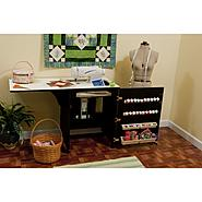 Arrow Sewing Sewing Cabinet w/ EZ-Lift Air Mechanism at Sears.com