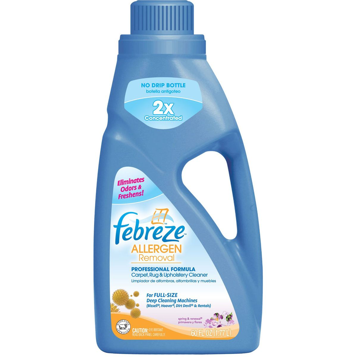 Febreze Allergen Removal Solution for Carpets