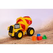 CATERPILLAR Shape Sorter Cement Mixer at Kmart.com