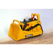 11IN CATERPILLAR Big Builder Bulldozer With Figure at Kmart.com