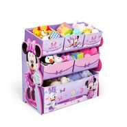 Disney MINNIE MOUSE MULTI-BIN TOY ORGANIZER at Kmart.com