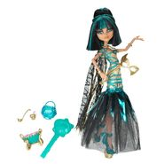 Monster High GHOULS RULE™ DOLL CLEO DE NILE at Kmart.com