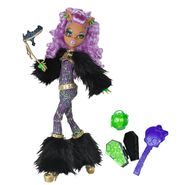 Monster High GHOULS RULE™ DOLL CLAWDEEN at Kmart.com
