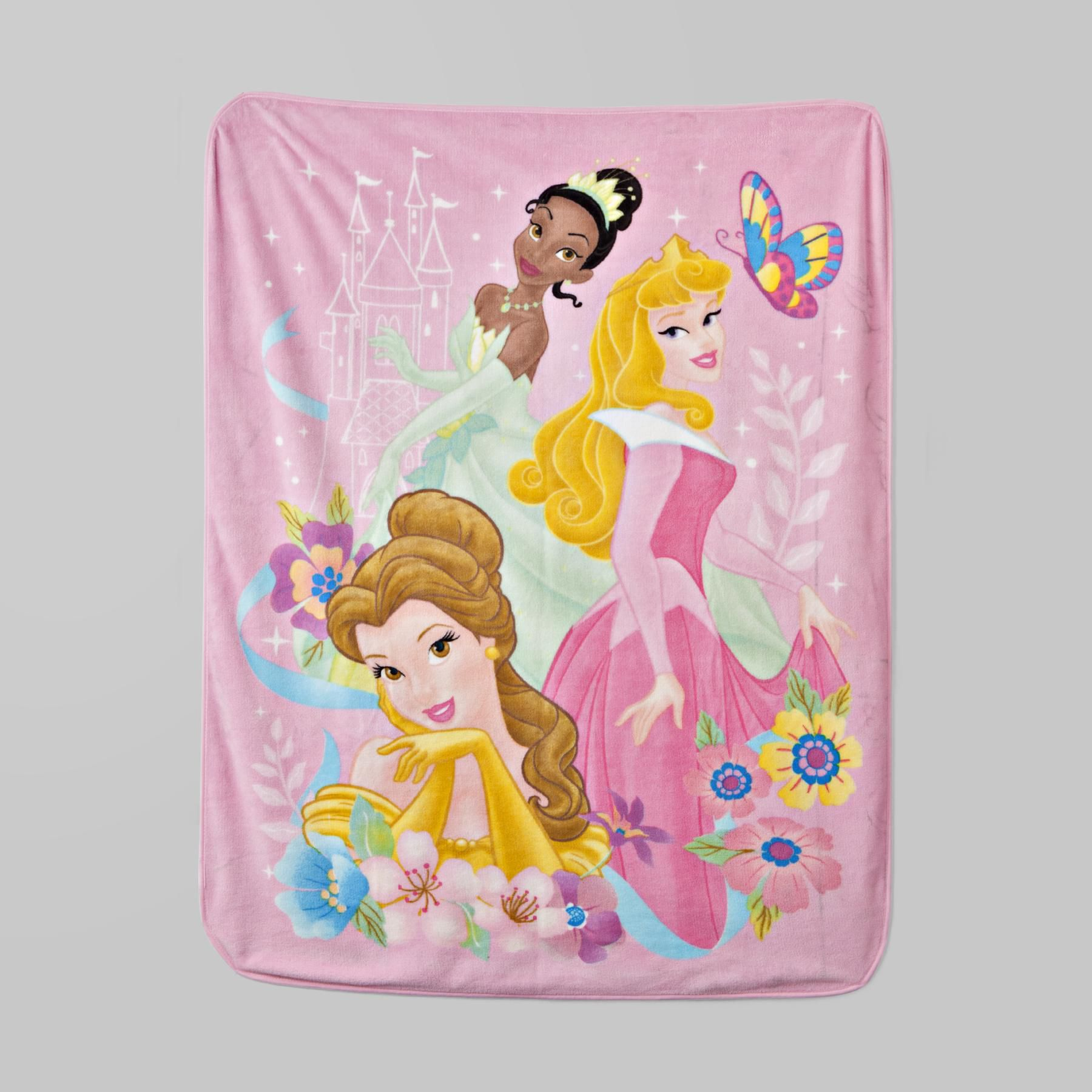Disney  Princess Throw