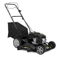 "STEELE PRODUCTS 23"" 173CC Rear Drive Self-Propelled High Wheel Rear Bag Push Mower at Sears.com"