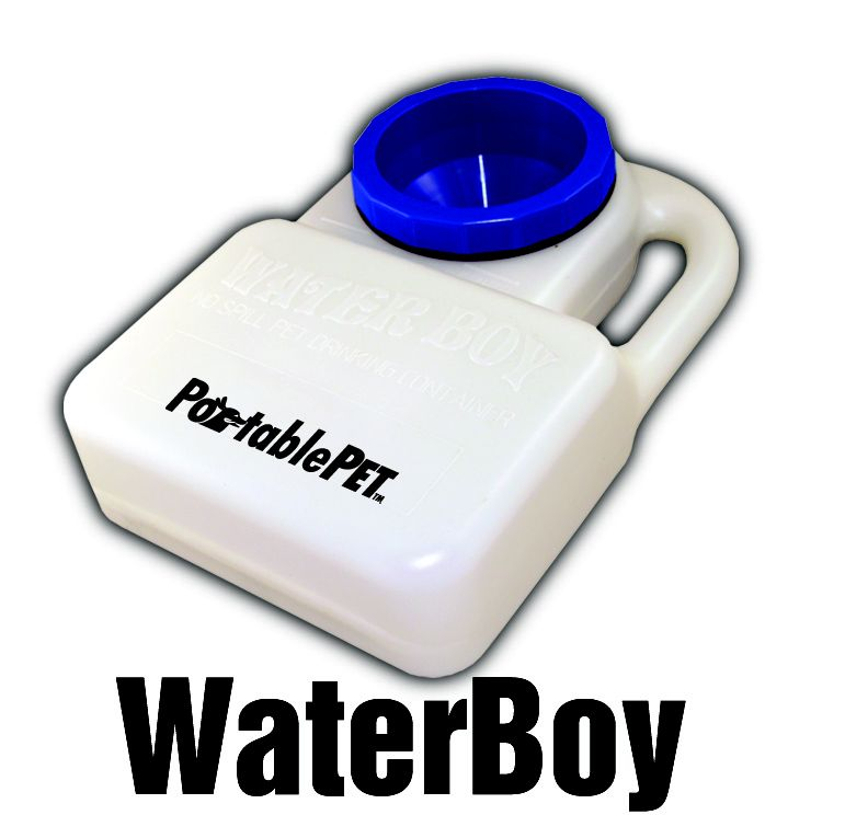 WaterBoy 3 Quart Travel Bowl by PortablePET
