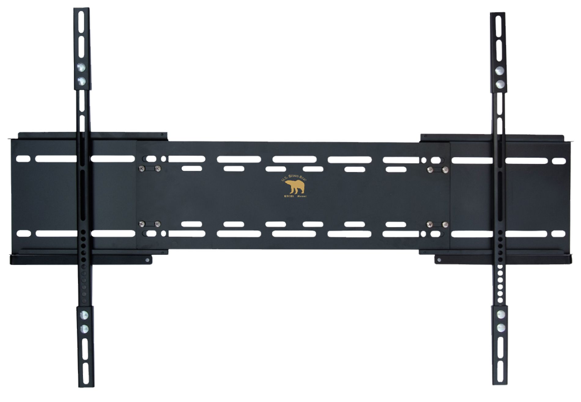 W8-71F Extra Large Ultra-Slim Extendable Fixed Mount
