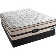 Simmons Black Georgianna II Ultra Plush Pillowtop Twin XL Mattress Set at Sears.com
