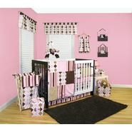 Trend-Lab Prep School Pink 4 pc Crib Set at Kmart.com