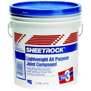 K-mart SHEETROCK - PLUS 3JOINT COMPOUND at Kmart.com