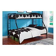 Essential Home Bunk Bed  Twin over Full at Kmart.com