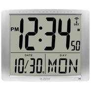 La Crosse Technology 16 Inch Extra Large  Atomic Digital Wall Clock at Kmart.com