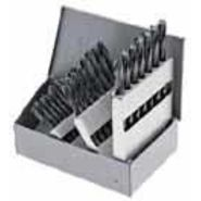 Gyros 45-32125 Premium (Made in US) Industrial Grade HSS Black Oxide 25 pc Metric Drill Bit Set at Sears.com