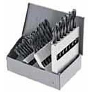 Gyros 45-31229 Industrial Grade Titanium Coated 29 pc Drill Bit Set at Kmart.com