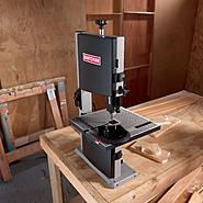 Craftsman 2.5 amp 9'' Band Saw at Sears.com