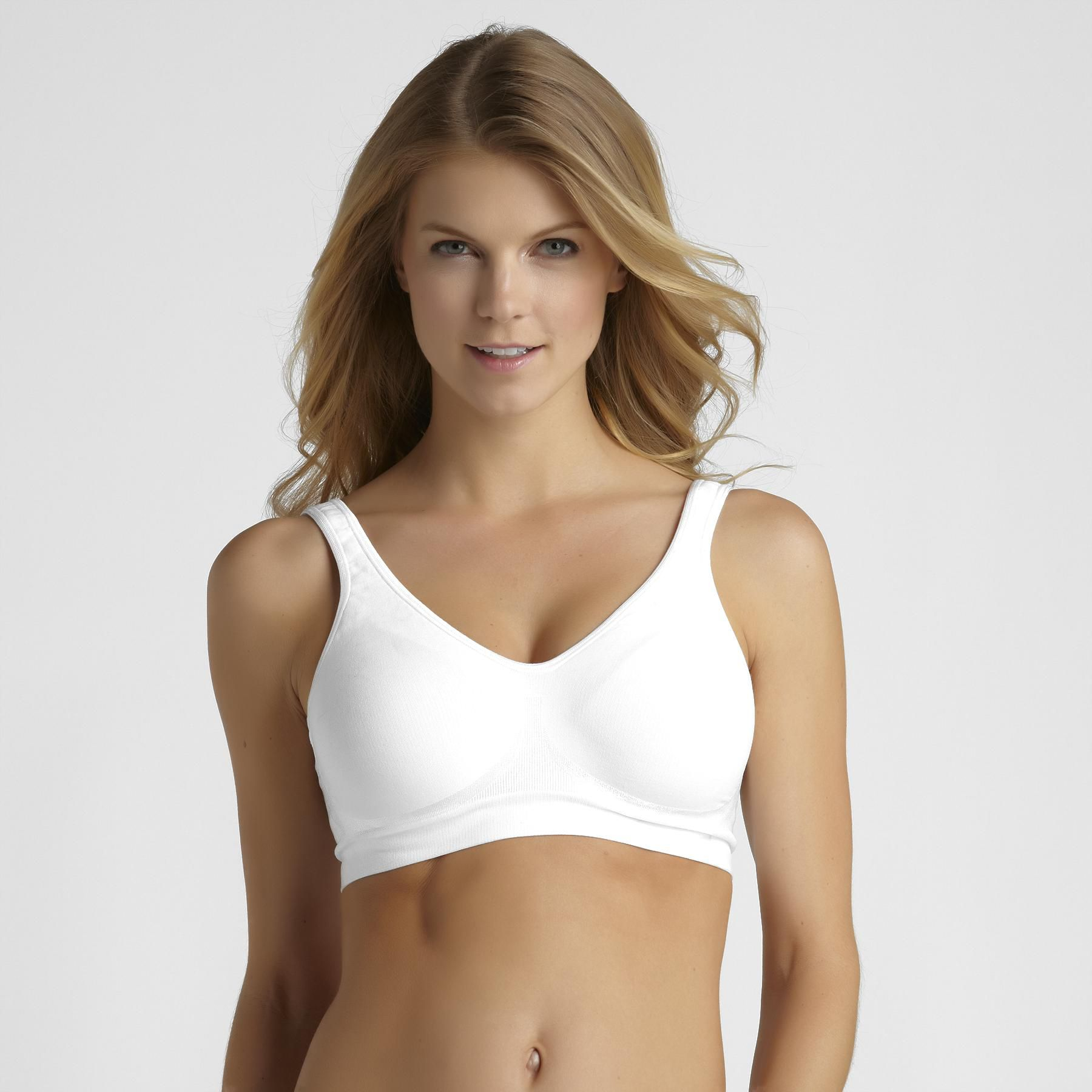 Bali Comfort Revolution Smart Size Wire-free Bra 3484 at Sears.com
