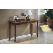 Monarch Specialties Dark Oak Sofa Table at Kmart.com