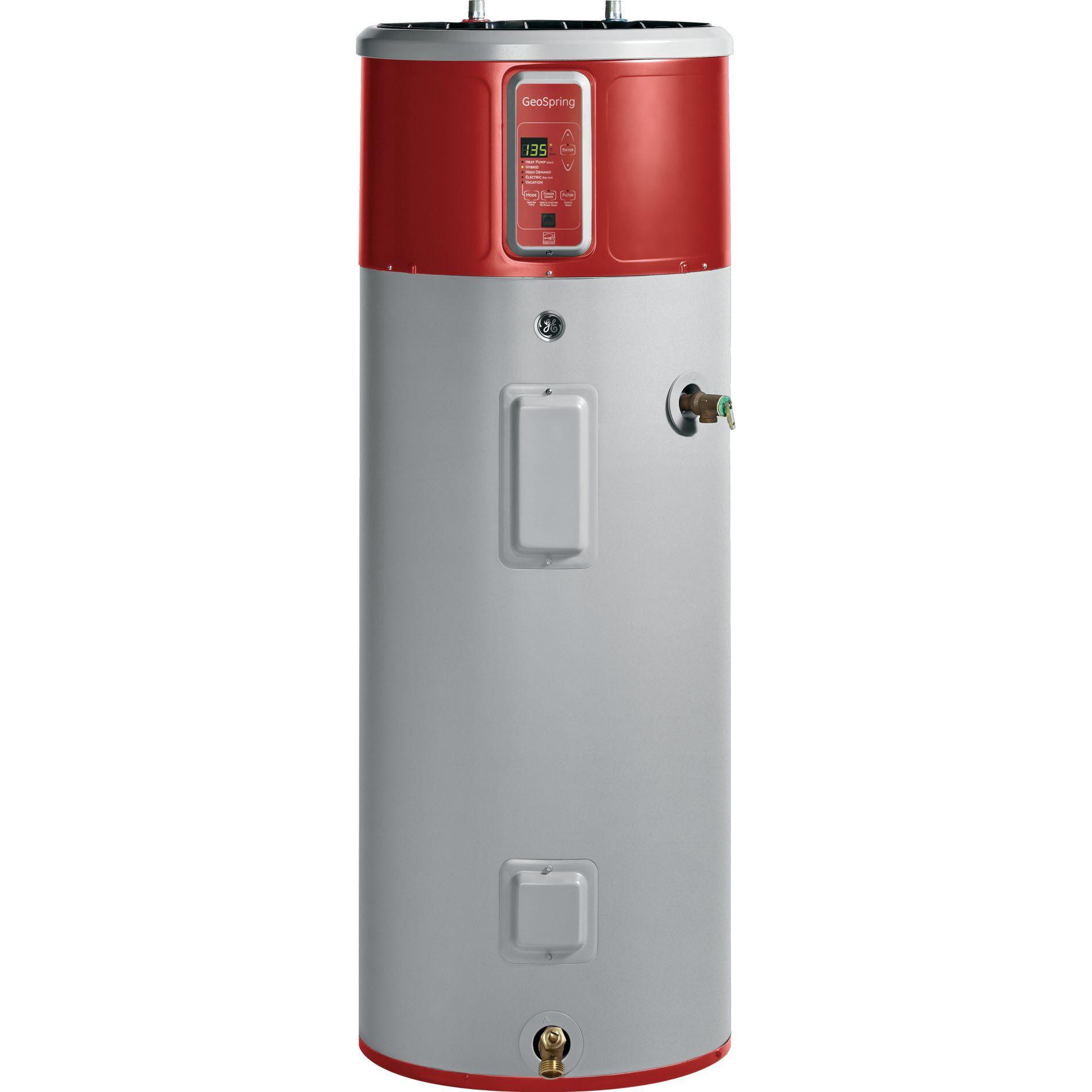 GE Appliances GeoSpring 50 Gal. 10-Year Hybrid-Electric Heat Pump Water Heater
