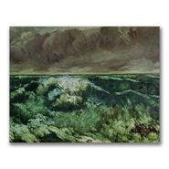 """Gustave Courbet """"The Wave, After 1870"""" at Kmart.com"""