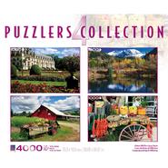 The Canadian Group 4 IN 1 Puzzlers Collection - 4 x 1000 Pc Puzzles at Sears.com