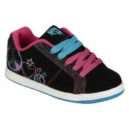 NSS Girl's Chelsea Athletic Skate Shoe - Black at Kmart.com