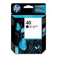 HP40 Black Cartridge DesignJet at Kmart.com