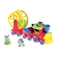Fisher-Price Zoo Talkers Animal Sounds Zoo Train at Sears.com