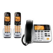 Uniden DECT 6.0 Corded/Cordless Phone w/ 2 Cordless Handsets, Digital Answering System at Sears.com