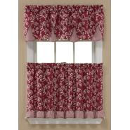 Sandra by Sandra Lee Dora Valance      58X16 Brick at Kmart.com