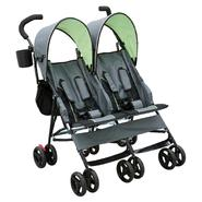 Delta Childrens LX Side x Side Stroller  -  Lime at Kmart.com