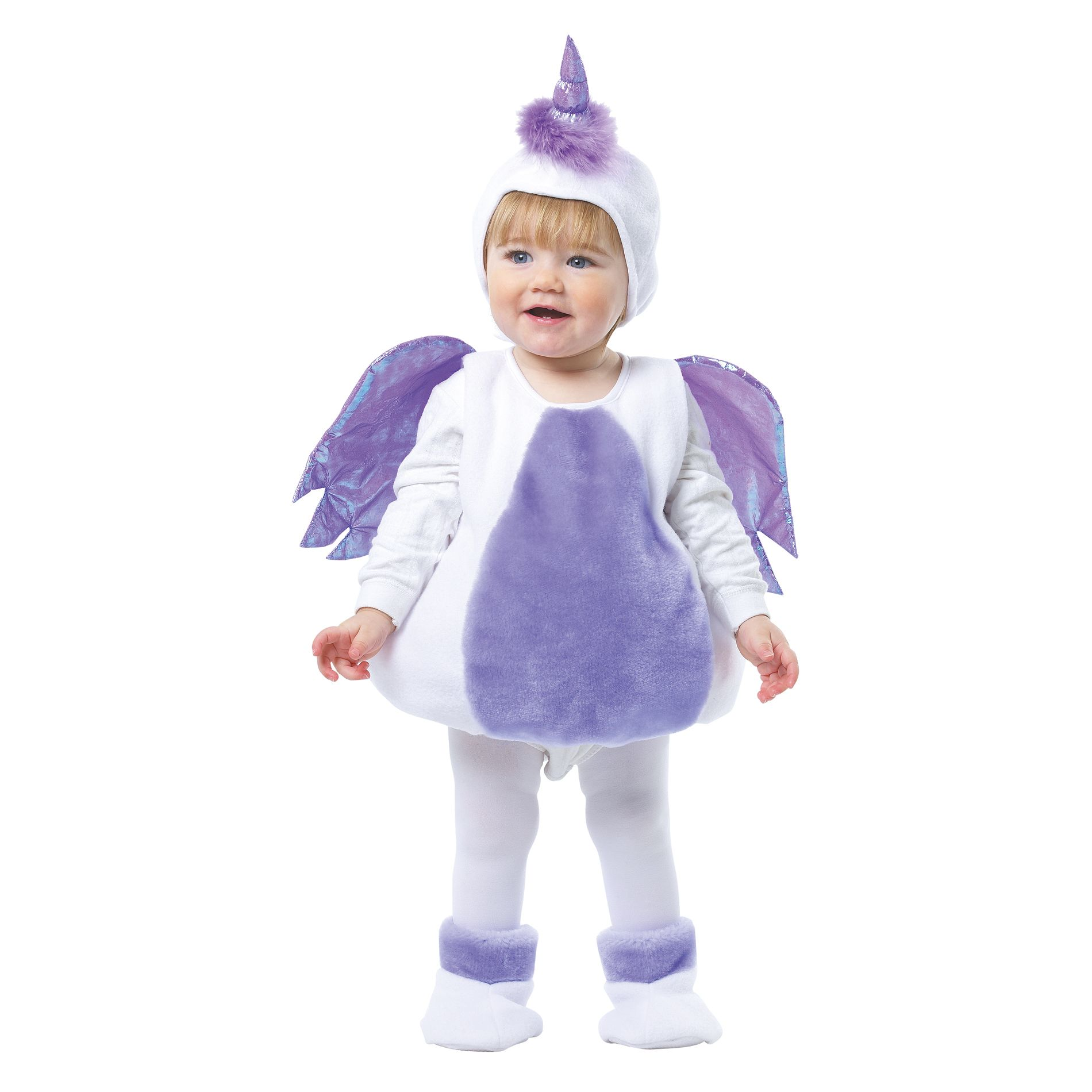 totally ghoul unicorn vest toddler halloween costume size. Black Bedroom Furniture Sets. Home Design Ideas