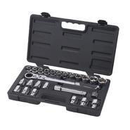 GearWrench 25 pc. XL Pass-Thru Ratchet Set with Flex GearRatchet 1/2 in. Drive Handle at Sears.com