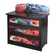 Delta Childrens Cars 3 Draw Chest at Kmart.com