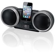 ILIVE IBP232B IPHONE/IPOD Portable Boombox at Kmart.com