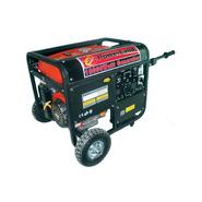 POWERLAND 10000 Watt Portable Gas Generator 16 HP / Electric Start/ auto Idle Control at Kmart.com