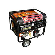 POWERLAND 8500 Watt Portable Gas Generator / Electric start at Kmart.com