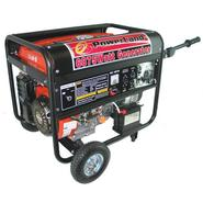 POWERLAND 6500W Portable Gas Generator Electric Start at Kmart.com