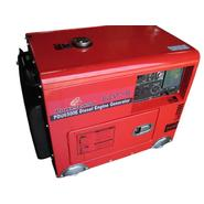 POWERLAND 6500 Watt Super Silent Diesel Generator / Electric Start / Wireless Remote Control at Kmart.com