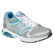 Athletech Women's Ath L-Sky Way Athletic Shoe - Grey/Teal at Kmart.com