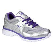 Everlast® Women's L-Sleek Athletic Shoe - Grey/Purple at Kmart.com