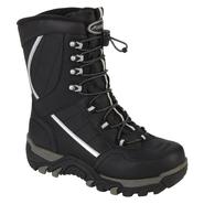 Athletech Men's Jerry 3 Winter Boot - Black at Kmart.com