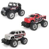 New Bright 1/16 RC Vehicle - Colors and Styles Vary at mygofer.com